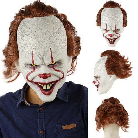 Stephen King's It Pennywise  Mask