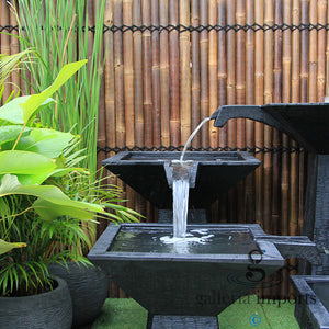3 TIER CASCADE FOUNTAIN – LARGE
