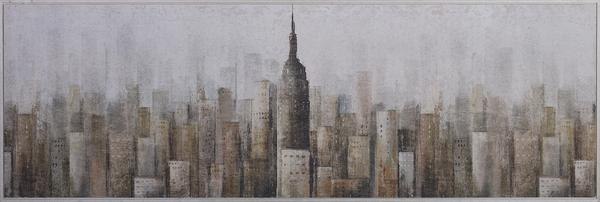 A PAINTING TOWERS 60x180cm
