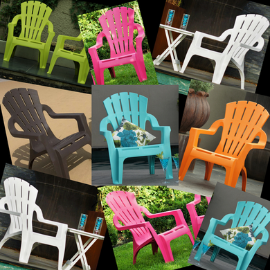 Chair Adirondack Replica Italia