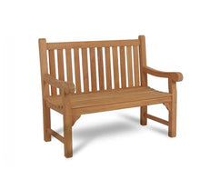 Load image into Gallery viewer, HERITAGE Teak Garden Bench 3 sizes
