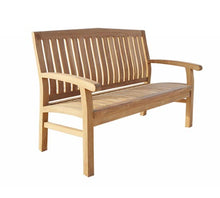 Load image into Gallery viewer, KINGSTON Teak Garden Bench  3 sizes