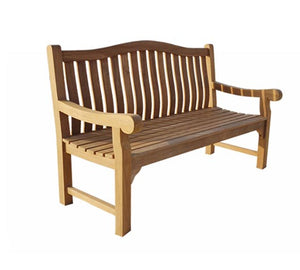 MARITIUS Teak Garden Bench 3 sizes