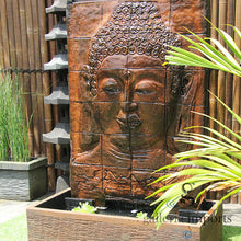 Load image into Gallery viewer, BUDDHA FACE FOUNTAIN