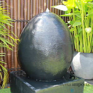 EGG FOUNTAIN