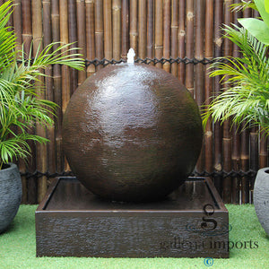 LUNA BALL FOUNTAIN  - 2 SIZES
