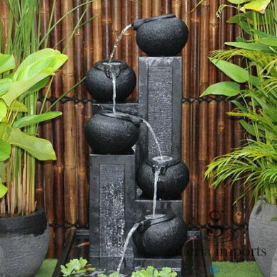 STREAMING POTS FOUNTAIN – 2 sizes