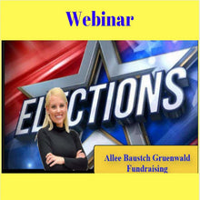 Load image into Gallery viewer, ElectionsWin.com: Campaign Fundraising: Alexandra Allee Bautsch, The Bautsch Group: COMPLETED