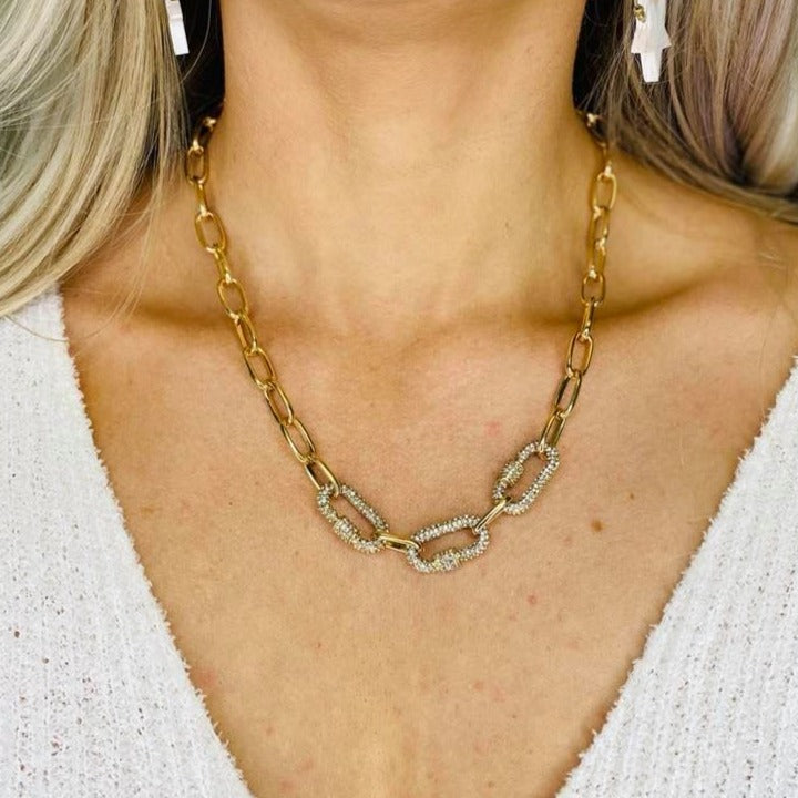 Gold Bling Chain