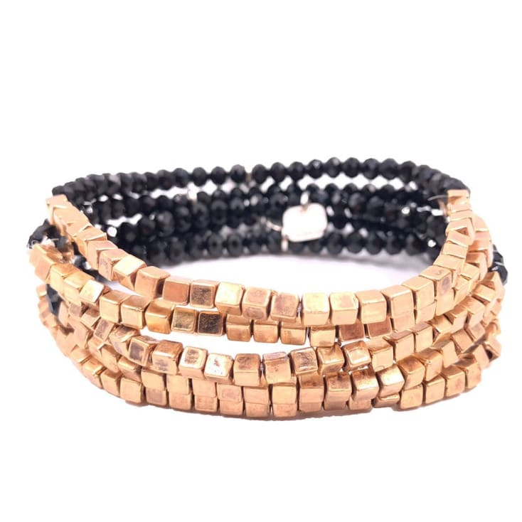Emrie Bracelet Black 33 With Me