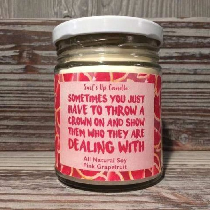 Funny Candles - Cozy Calla Lily Boutique