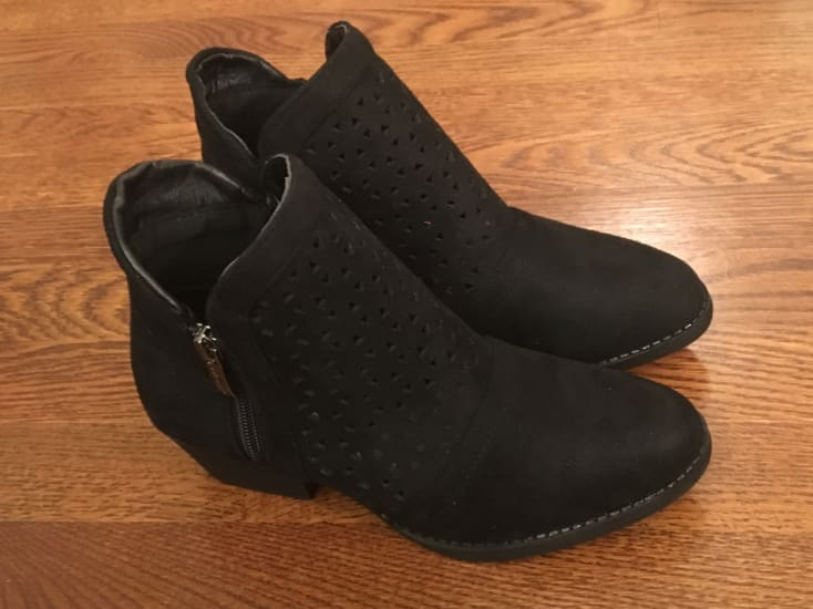 Going Places Booties - Cozy Calla Lily Boutique