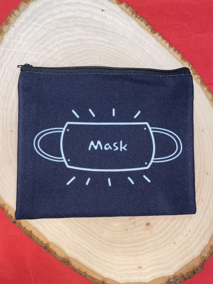 Mask Bag - Cozy Calla Lily Boutique