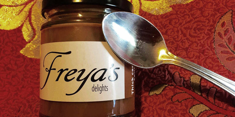 Just the Sizzle: Freya's Delights – The Stuff Dreams Are Made Of