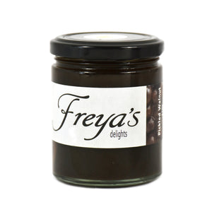 Freya's Pickled Walnuts
