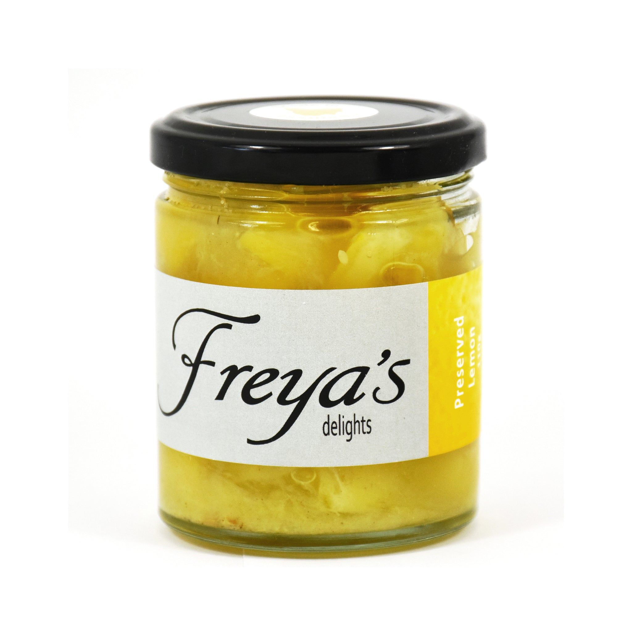 Freya's Preserved Lemon