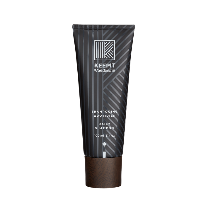 Travel-Friendly Daily Shampoo