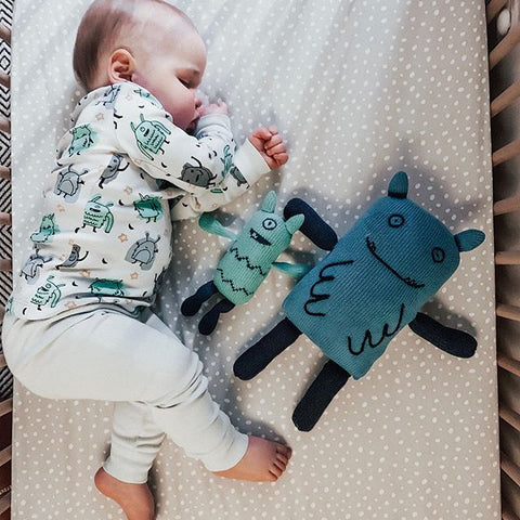 Soothe Your Baby's Skin Before Bedtime