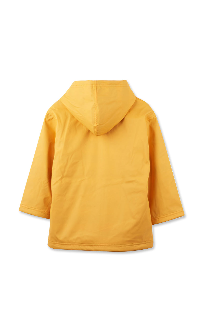 Yellow Toddler Raincoat