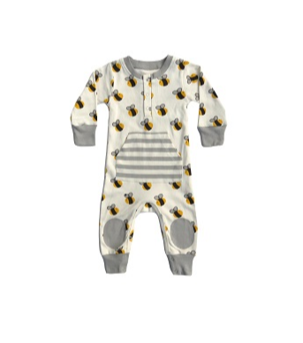 Bumblebee Playsuit