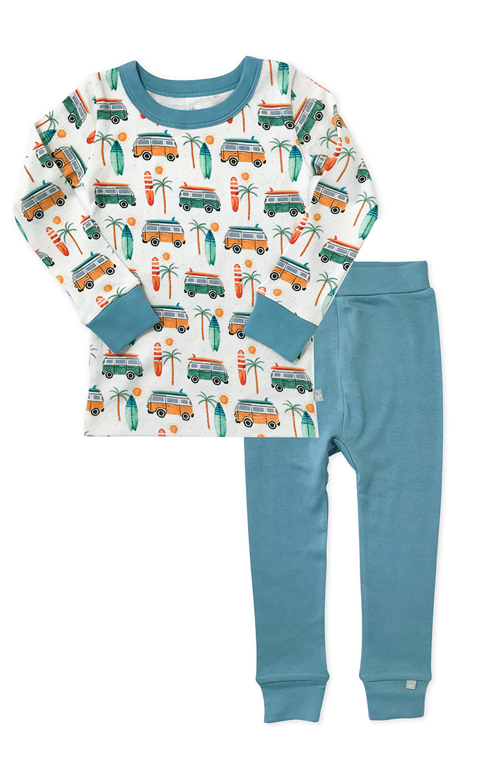 Beach Bum Pajama Set