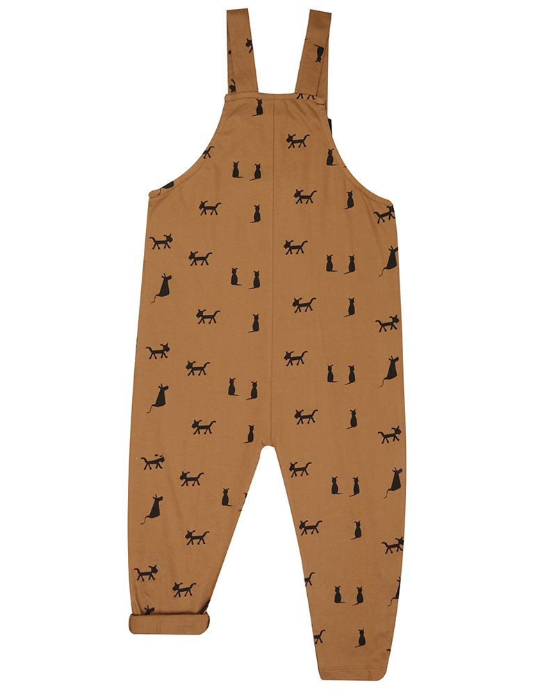 Cats + Dogs Easy Fit Dungarees