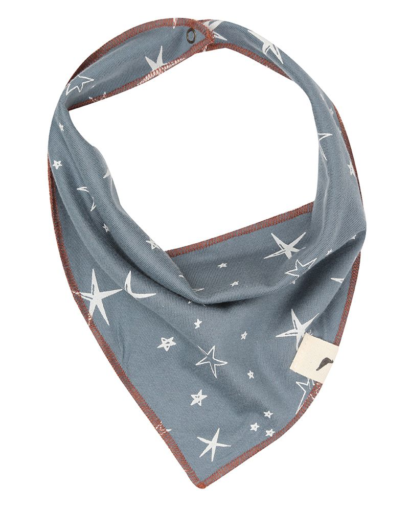 Stars and Stripes Reversible Bandana Bib