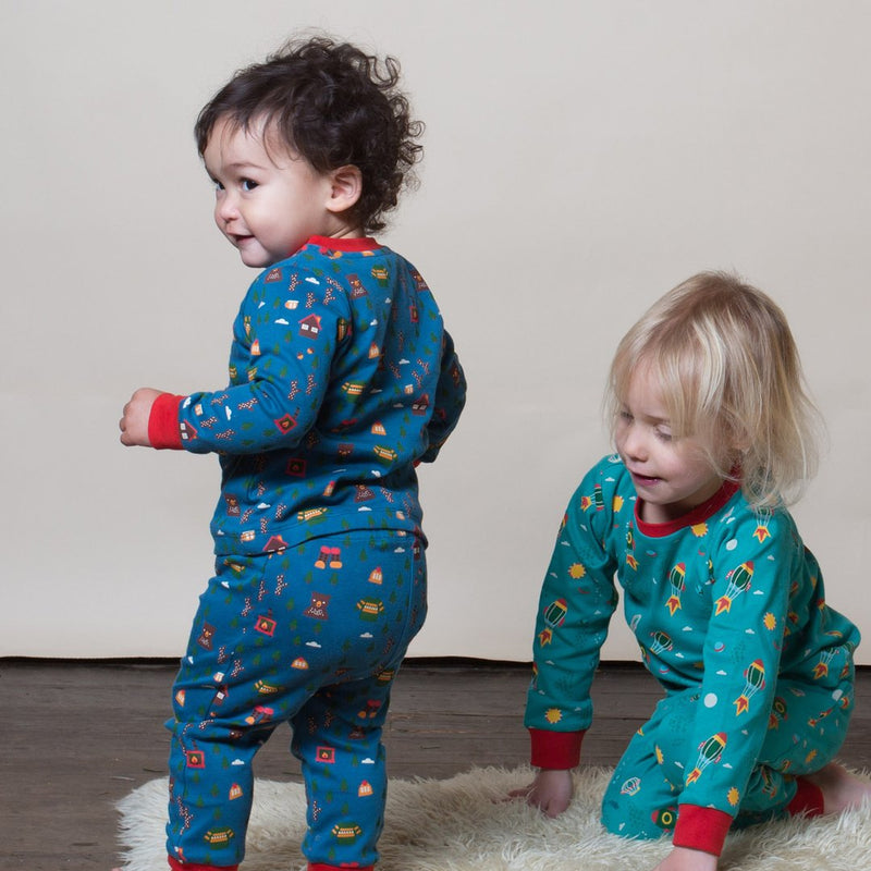 Nordic Forest Pajamas