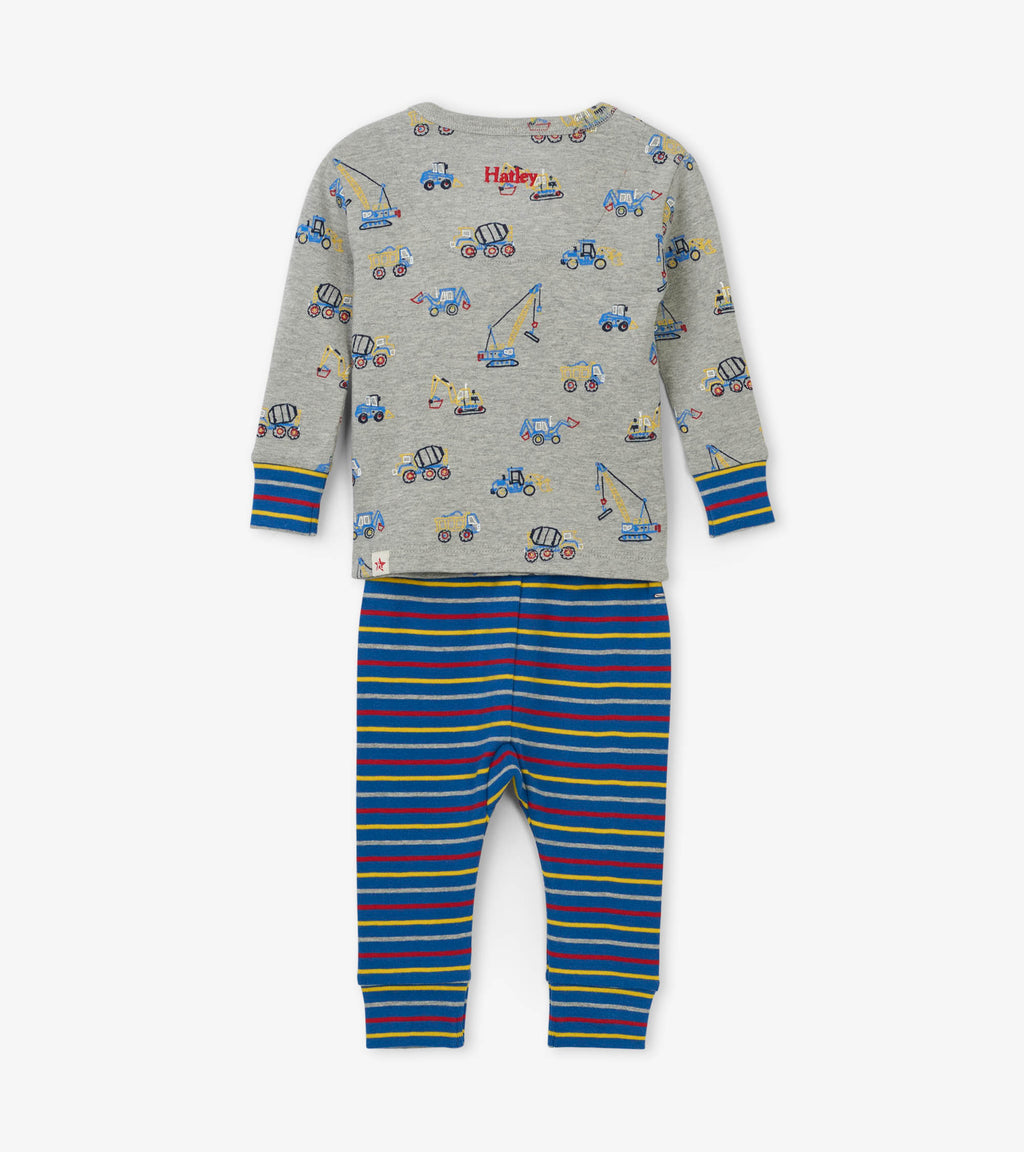 boys cotton pajamas