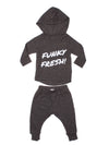 Funky Fresh Faux Cashmere Set