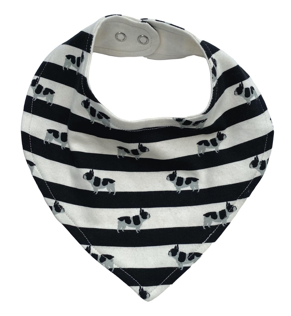Frenchie Bandana Bib