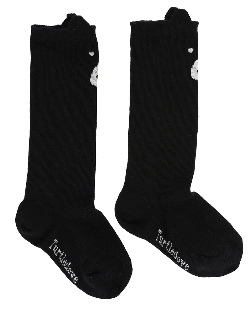 Black Bear Knee Highs