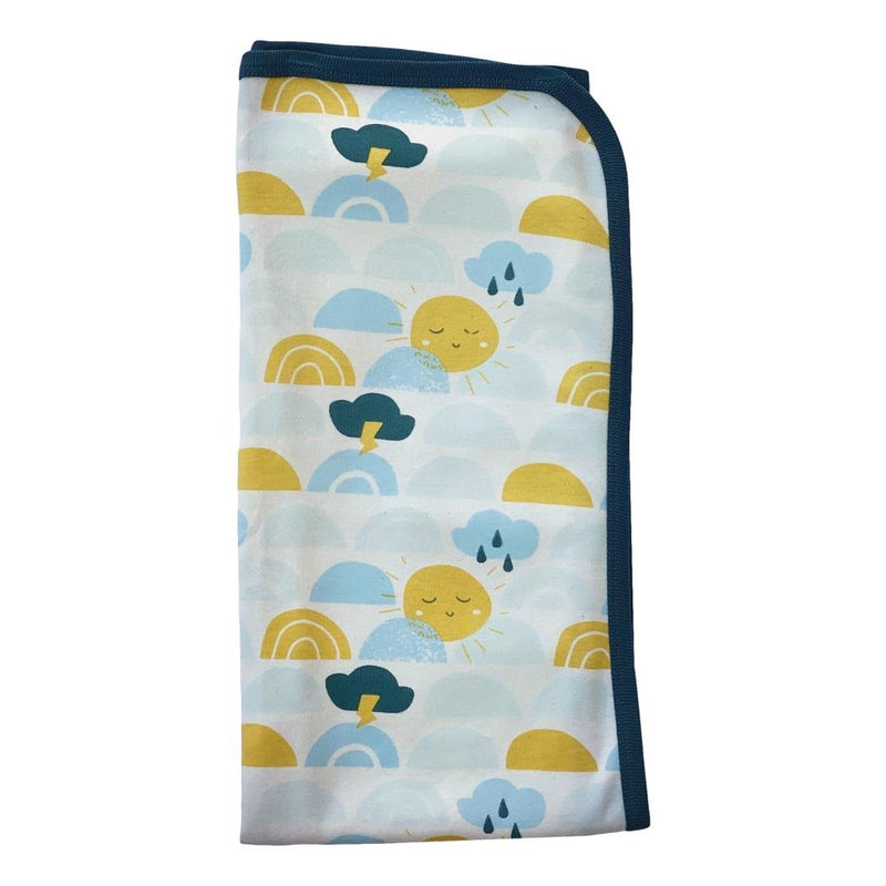 Good Vibes Swaddle Blanket