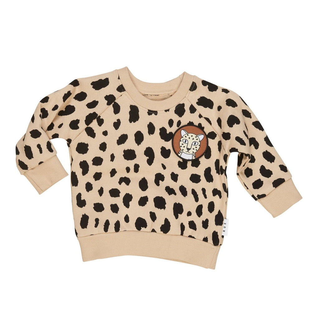 Animal Spot Sweatshirt