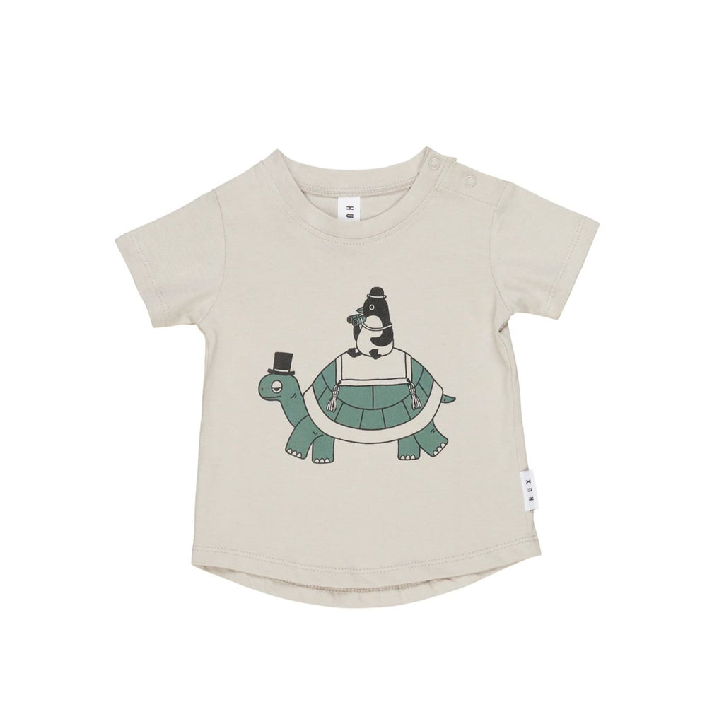 Turtle Penguin Tee Shirt
