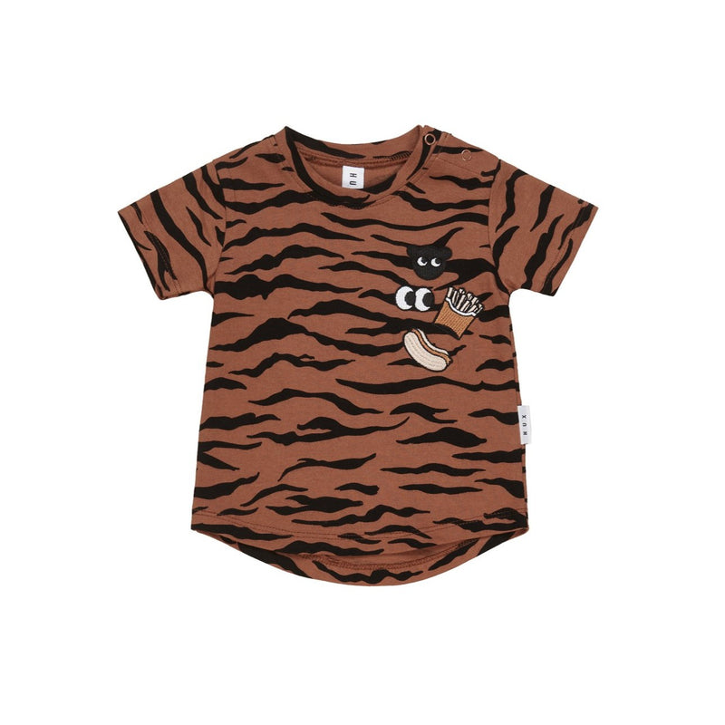 Tiger Patch T Shirt