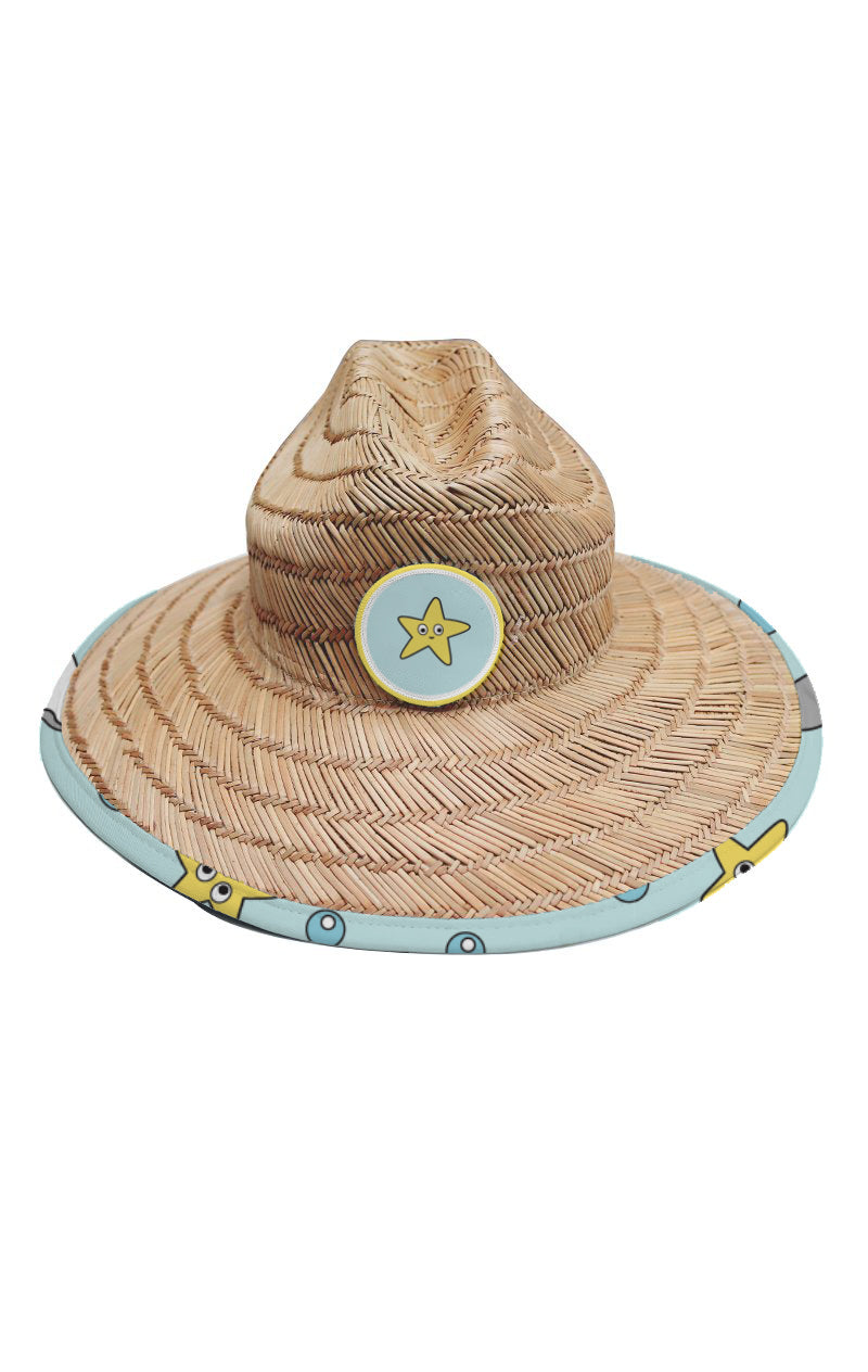 Starfish Baby Lifeguard Hat