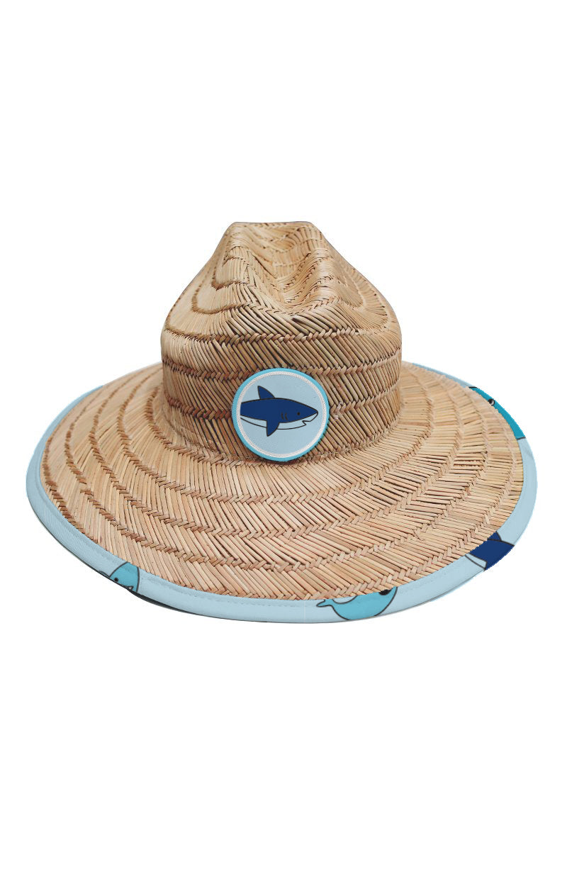 Friendly Shark Baby Lifeguard Hat
