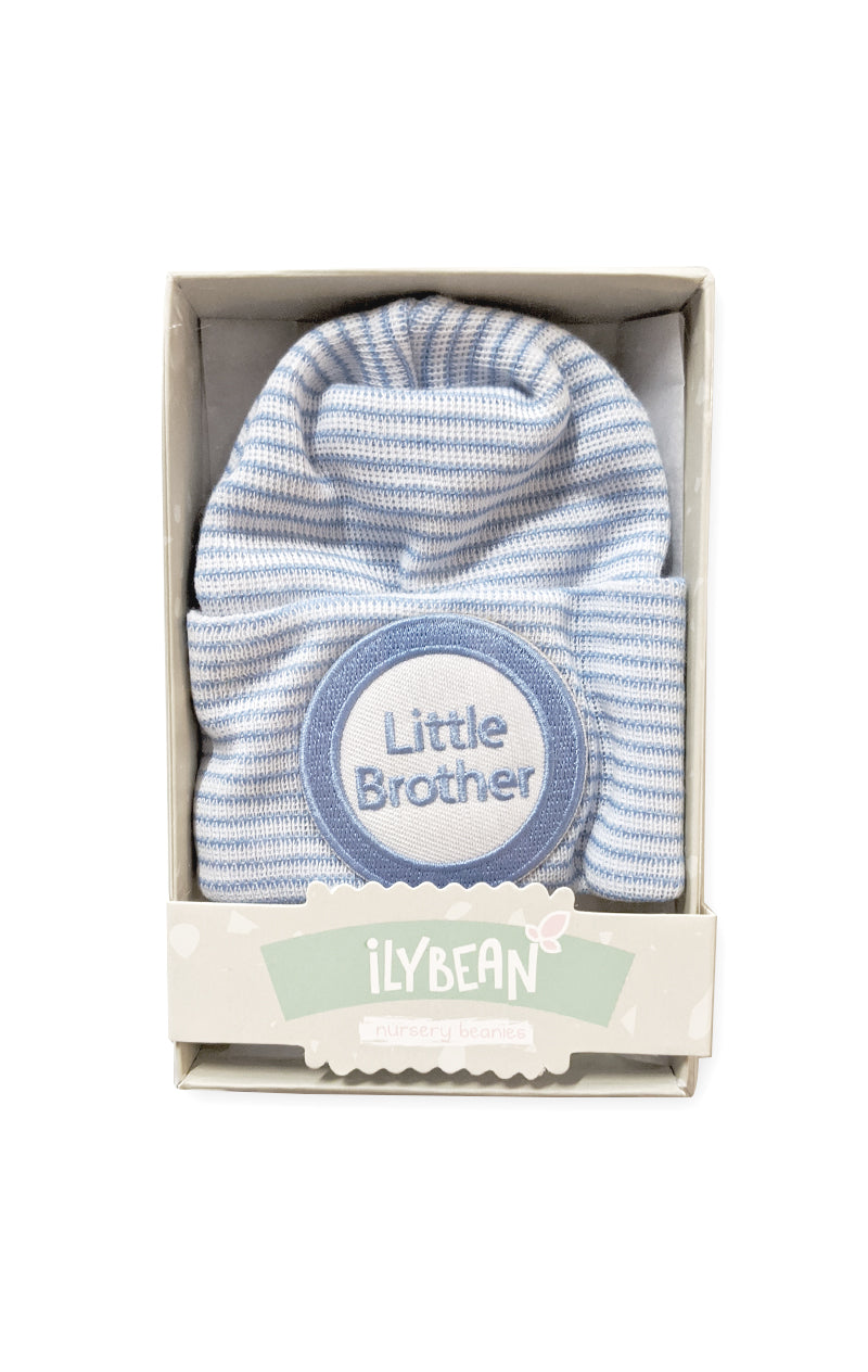Little Brother Newborn Beanie