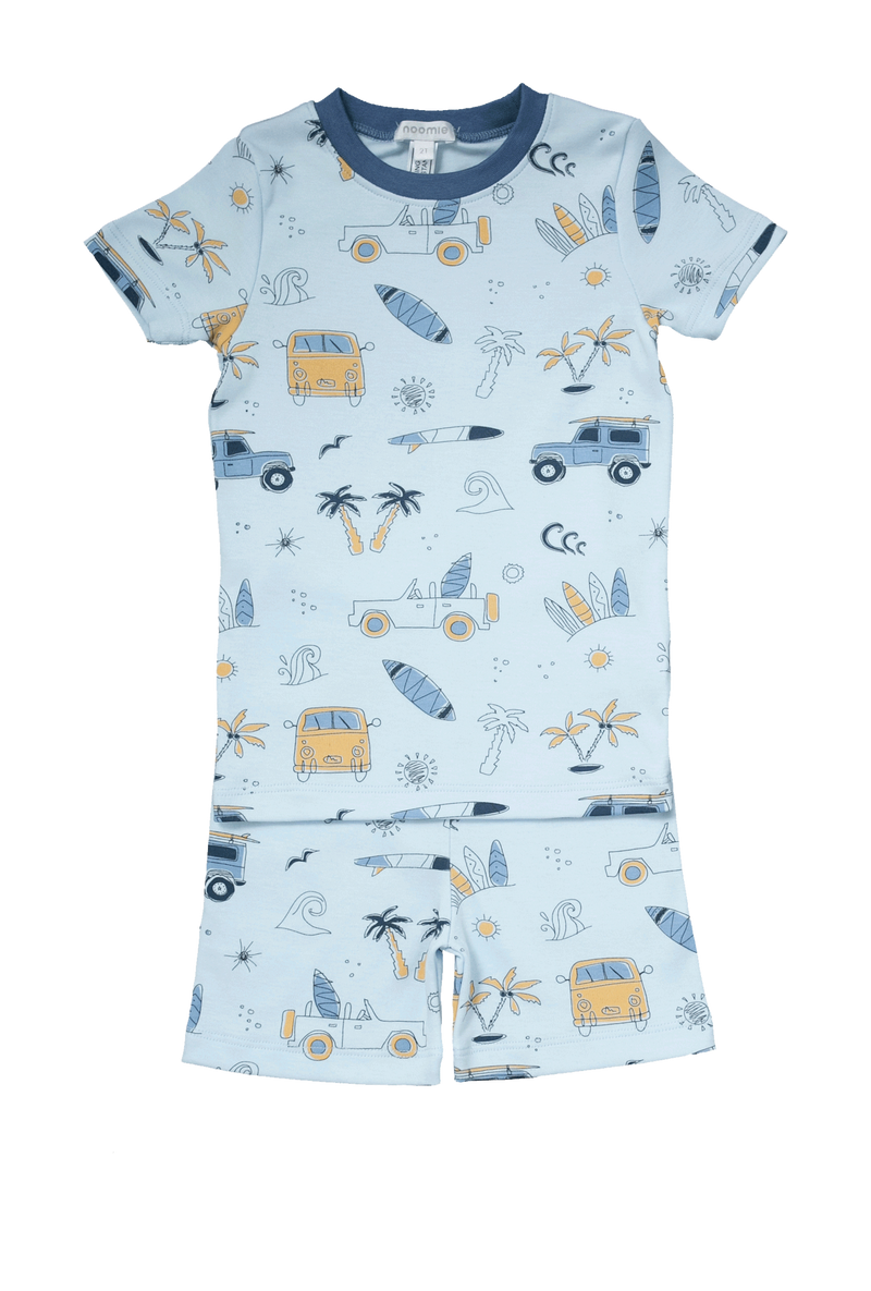 Surfboard Pajama Set