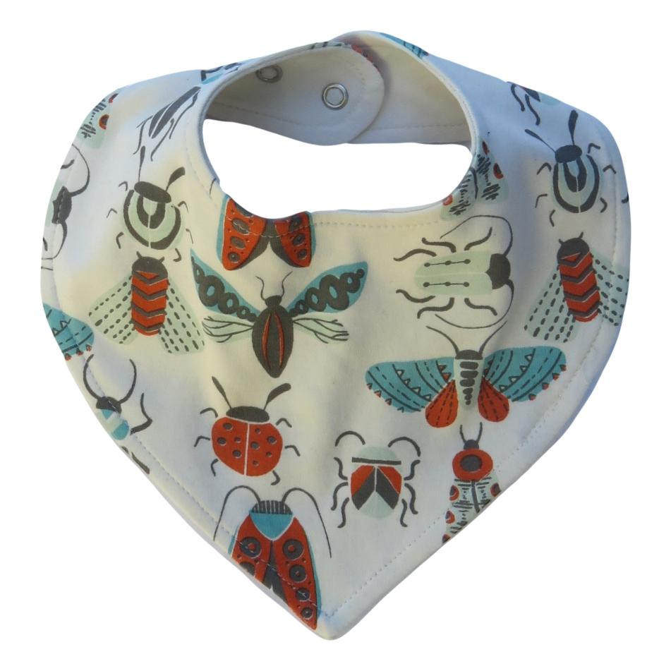 Insects Bandana Bib