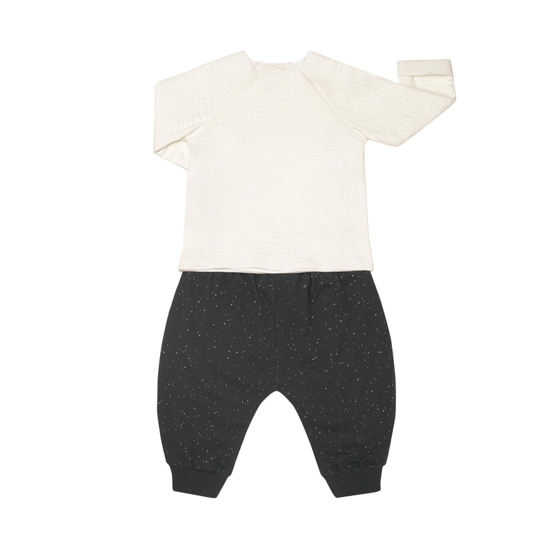 Jacket & Pants Layette Set