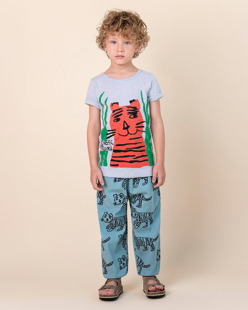 Kerala Tiger Blue Pant