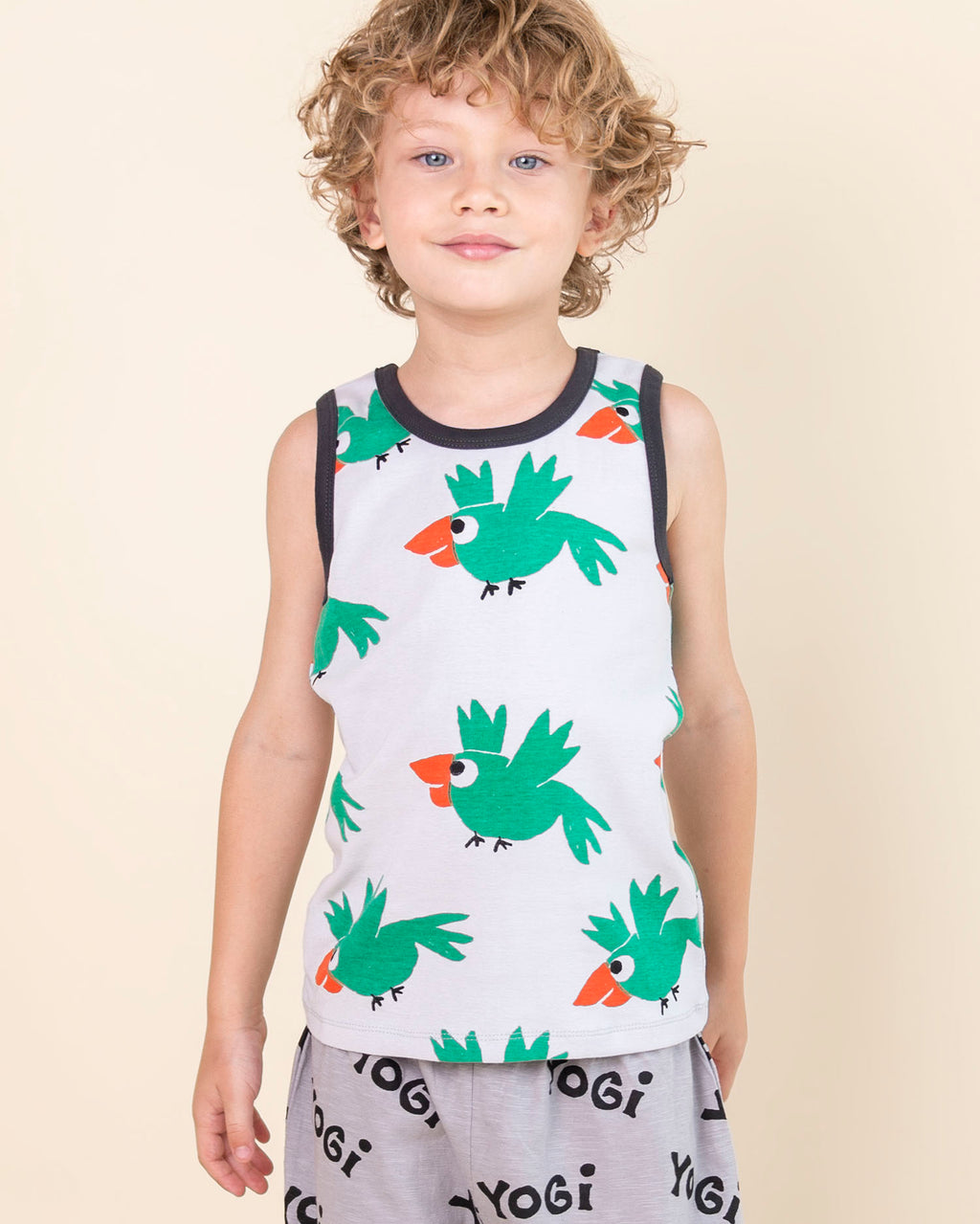 Gupri Bird Tank Top