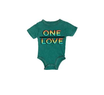 One Love Onesie