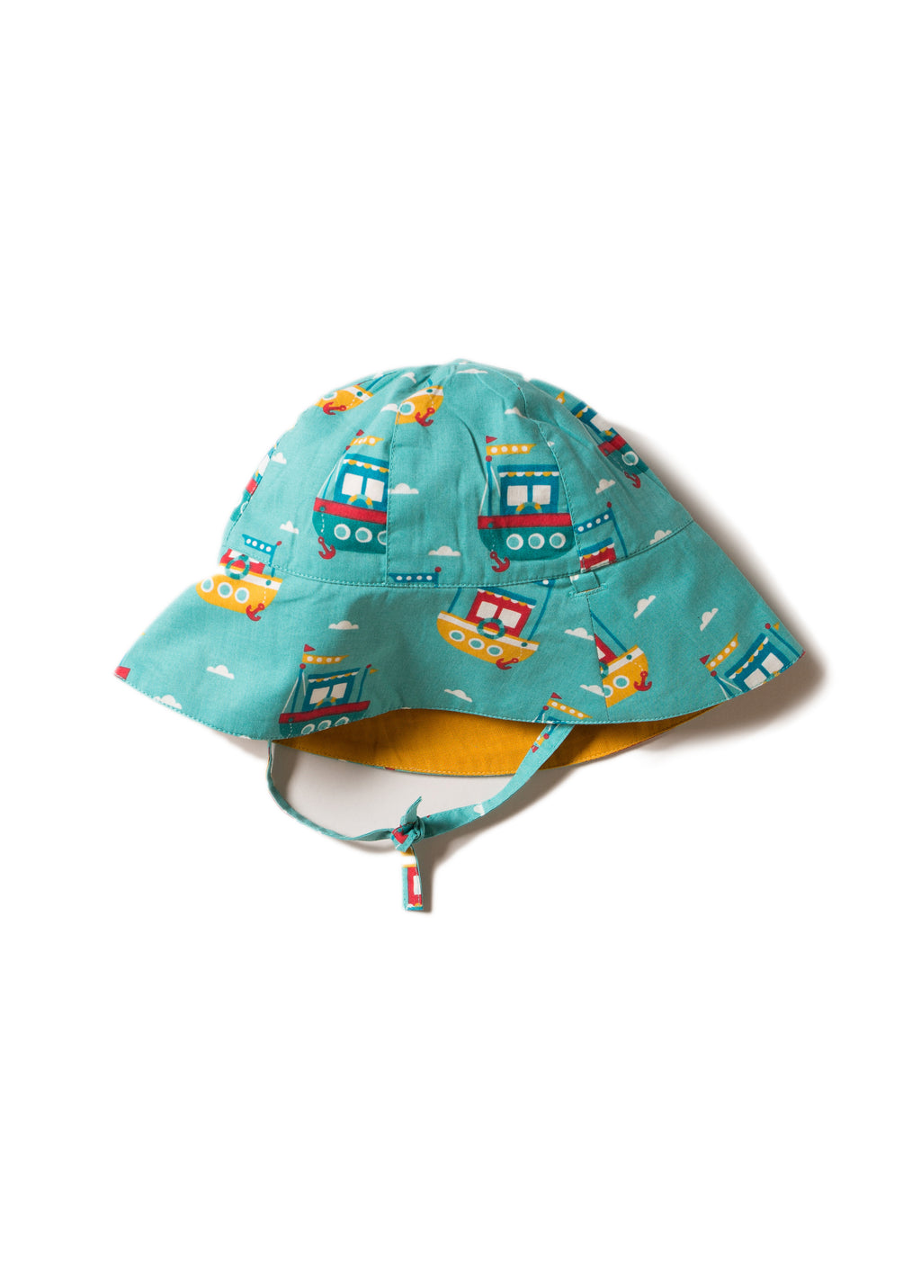 Lost at Sea Reversible Sun Hat