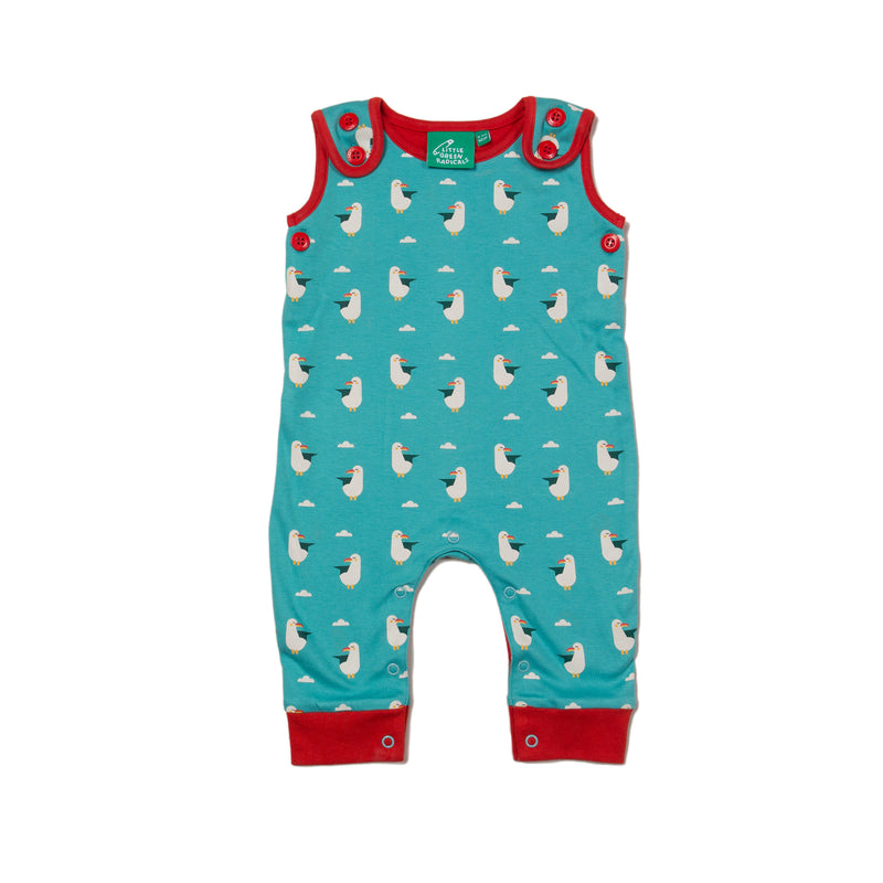 Summer Seagull Everyday Dungarees
