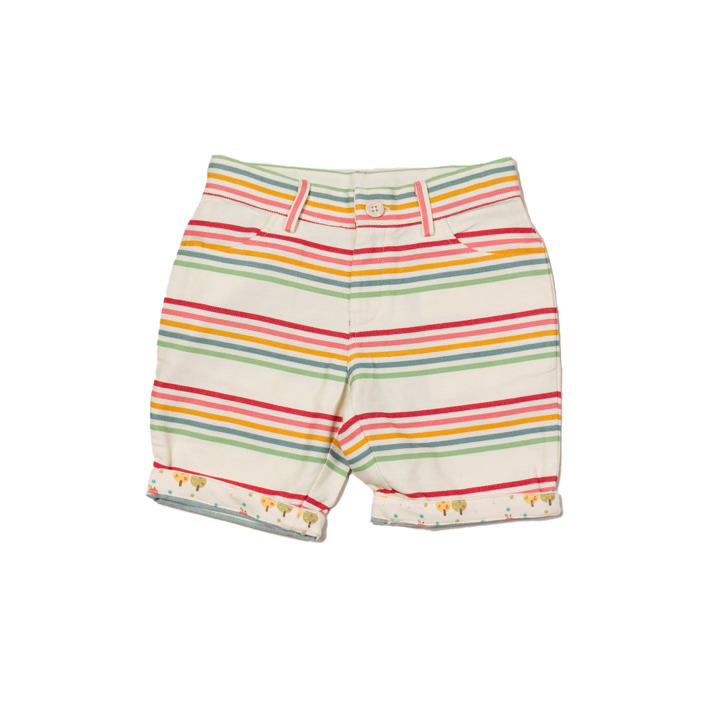 Rainbow Sunshine Shorts