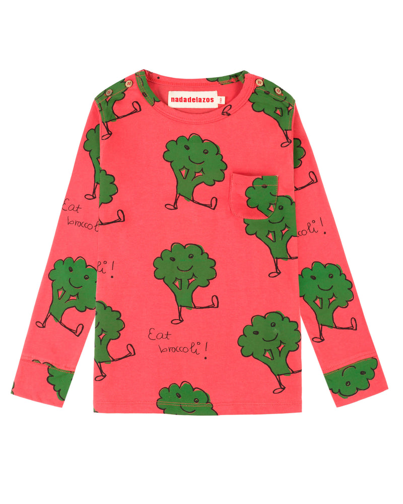 Broccoli's Long Sleeve T Shirt