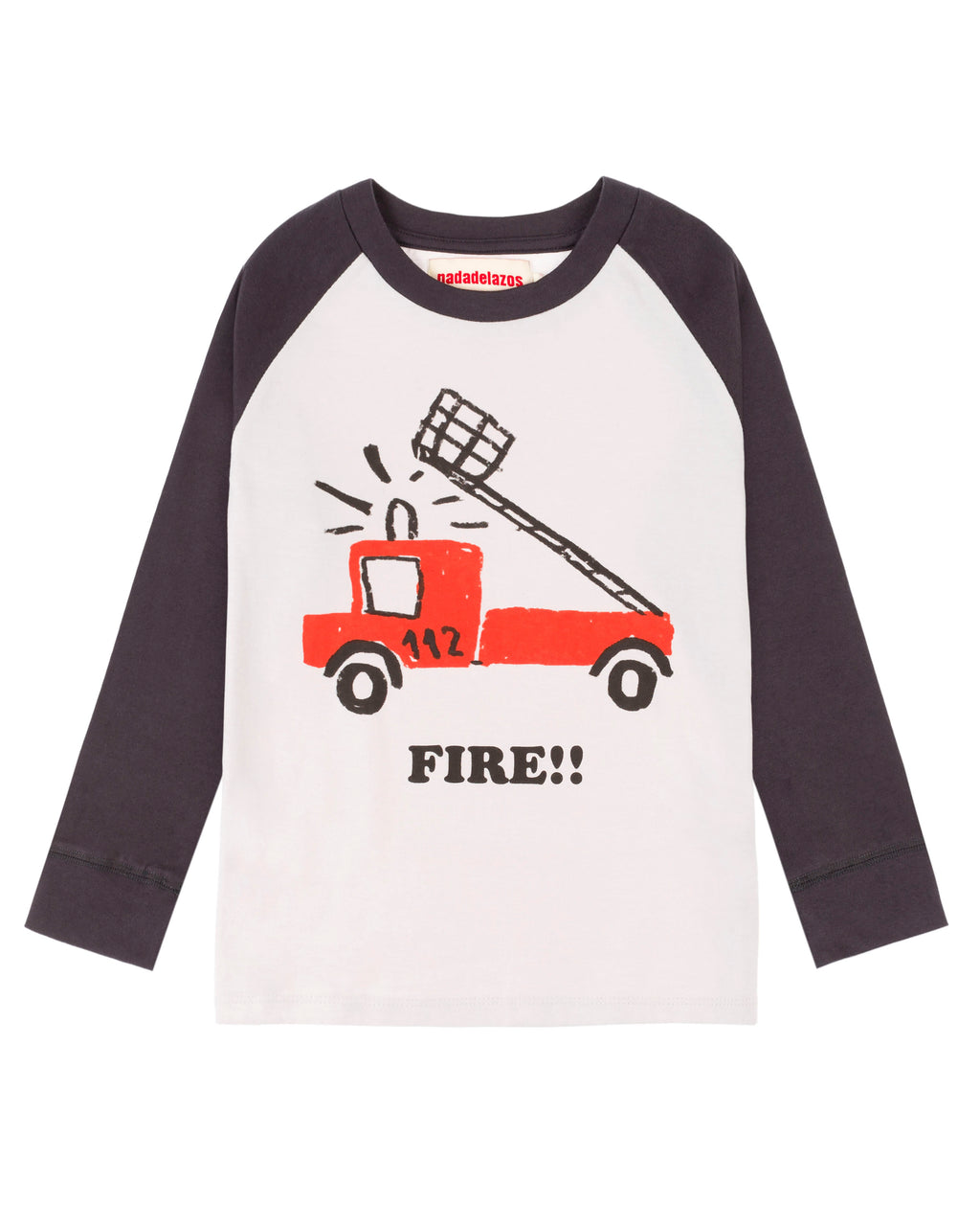 Fire Brigade Long Sleeve T Shirt